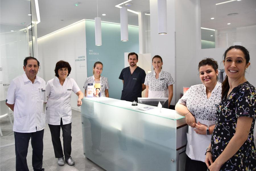 Uc dentistas equipo