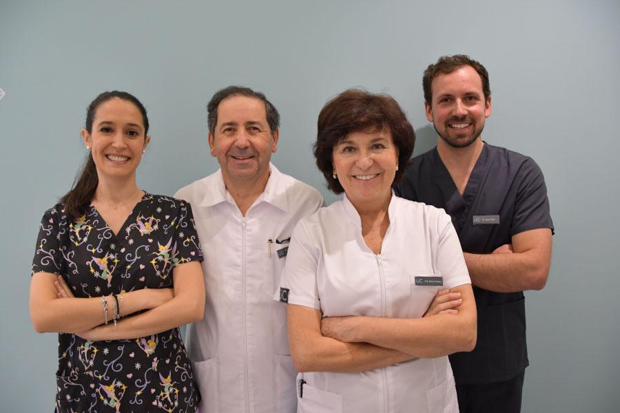 Uc dentistas medicos especialistas