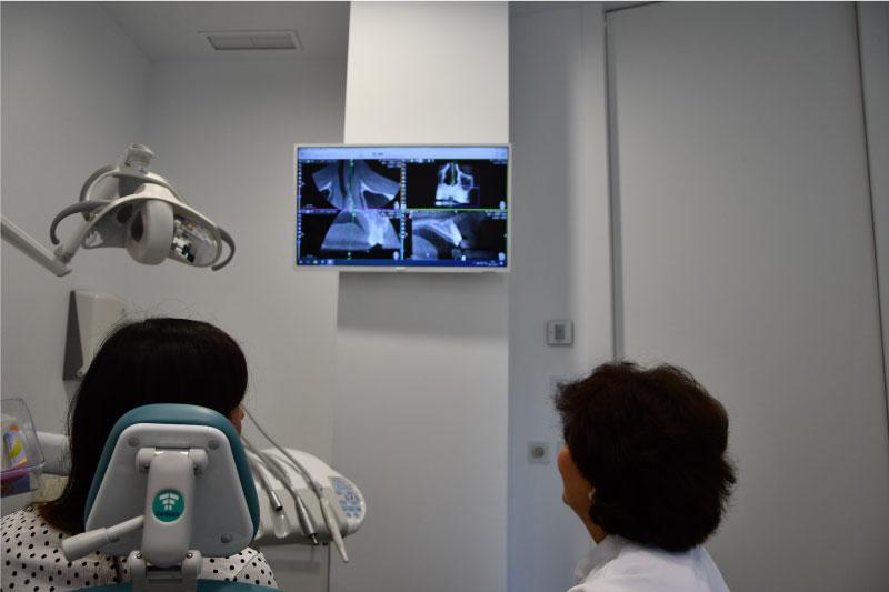 Uc dentistas radiografías digitales